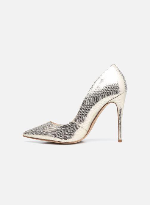 Zapatos de tacón Aldo STESSY Oro y bronce vista de frente