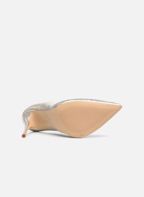 Zapatos de tacón Aldo STESSY Oro y bronce vista de arriba