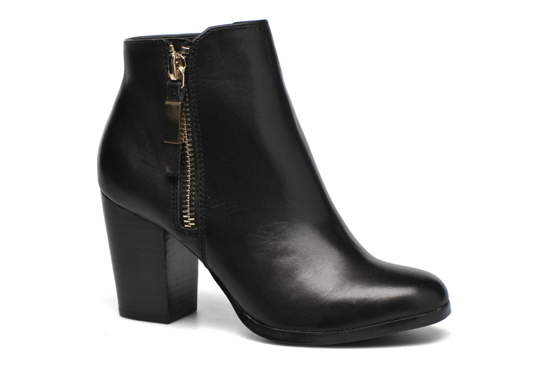 Boots en enkellaarsjes Aldo MATHIA Zwart detail
