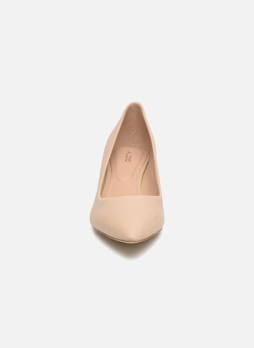 Escarpins Aldo SIERIA Beige vue portées chaussures