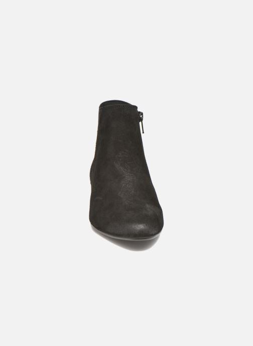 Bottines et boots Aldo SIMAN Noir vue portées chaussures