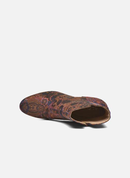 Bottines et boots Aldo SULLY Multicolore vue gauche