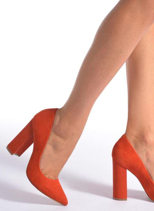 Zapatos de tacón Aldo MIRUCIA Rojo vista de abajo