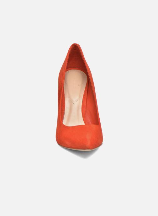 Escarpins Aldo MIRUCIA Rouge vue portées chaussures
