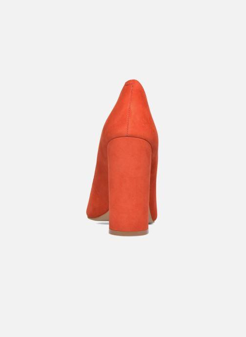 Zapatos de tacón Aldo MIRUCIA Rojo vista lateral derecha
