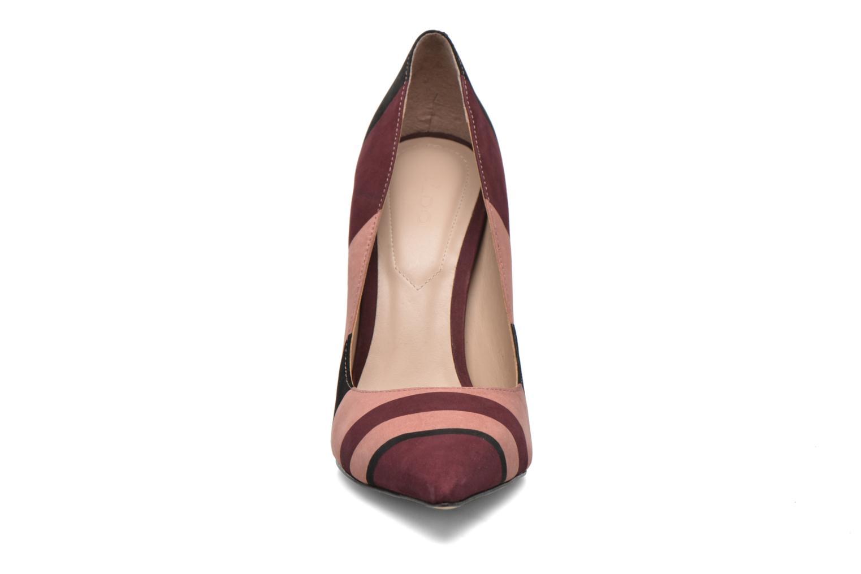 Escarpins Aldo CAMPORE Rose vue portées chaussures