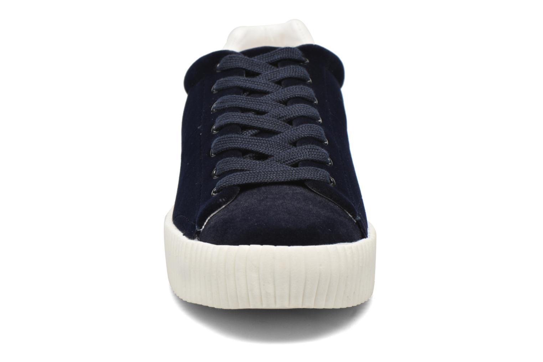 Sneaker Aldo DEANDREA blau schuhe getragen