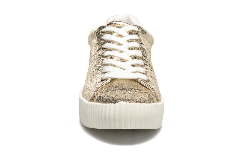 Sneaker Aldo DEANDREA gold/bronze schuhe getragen