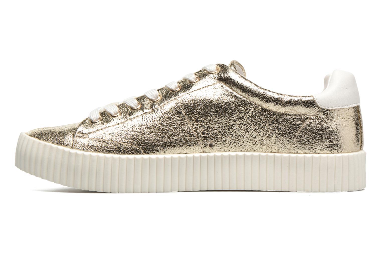 Sneaker Aldo DEANDREA gold/bronze ansicht von vorne