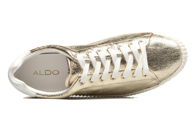 Sneaker Aldo DEANDREA gold/bronze ansicht von links