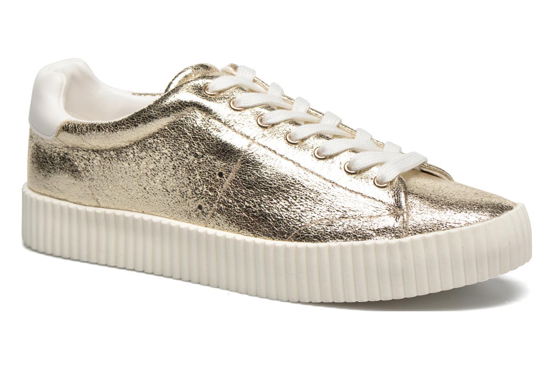 Sneakers Aldo DEANDREA Guld og bronze detaljeret billede af skoene