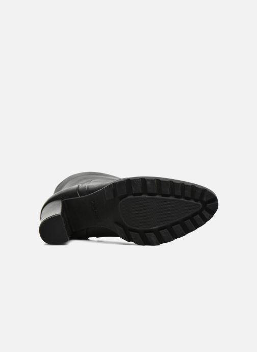 Bottines et boots Aldo FRESA Noir vue haut