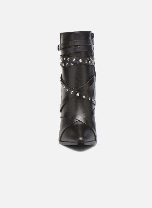 Bottines et boots Aldo KEDAELLA Noir vue portées chaussures