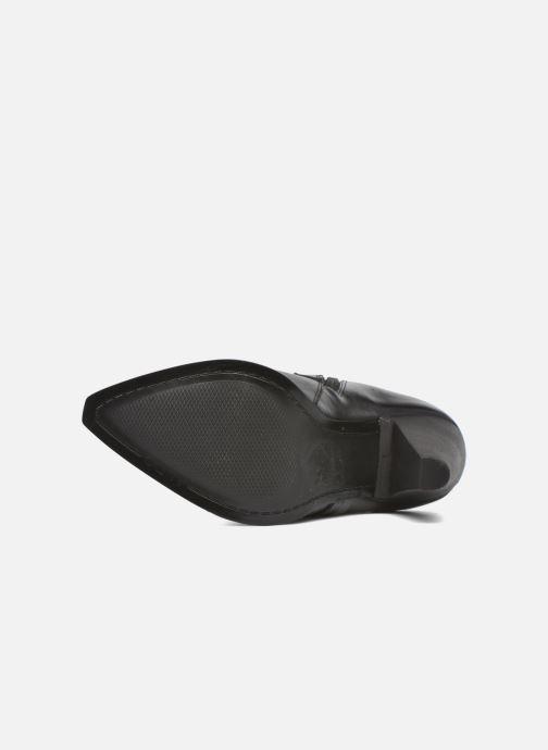 Bottines et boots Aldo KEDAELLA Noir vue haut