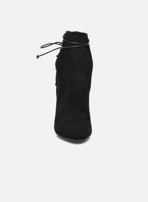 Bottines et boots Aldo TAESSA Noir vue portées chaussures