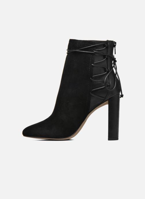 Aldo Bottines Et Taessa Suede91 Boots Black BdxeCWro