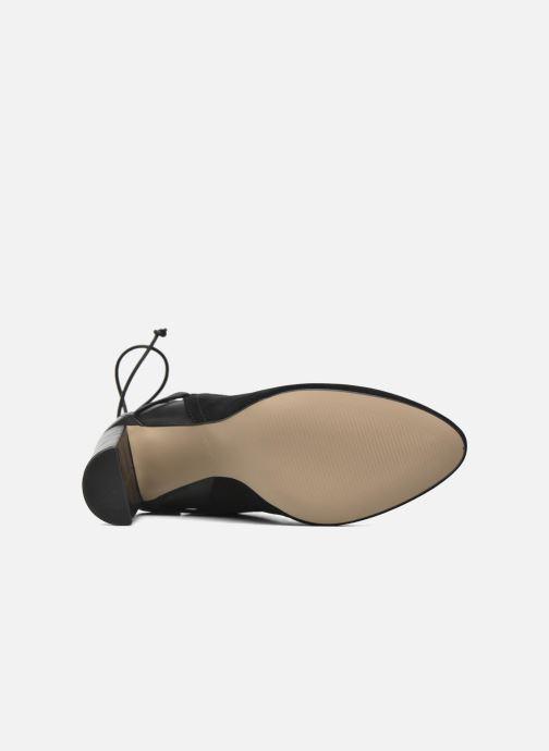 Bottines et boots Aldo TAESSA Noir vue haut