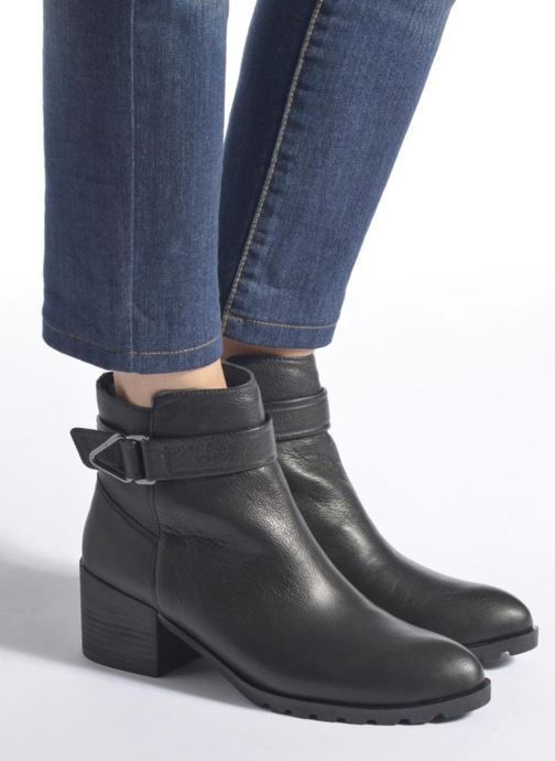 Stiefeletten & Boots Aldo TOFINO schwarz ansicht von unten / tasche getragen
