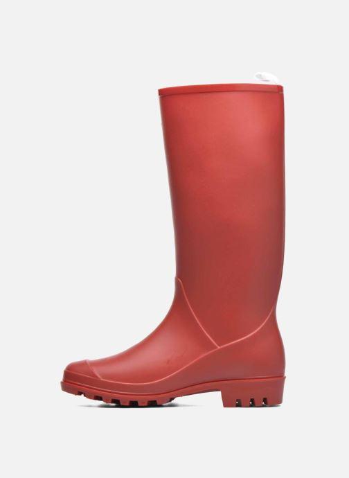 Støvler & gummistøvler SARENZA POP OLODO Rød se forfra