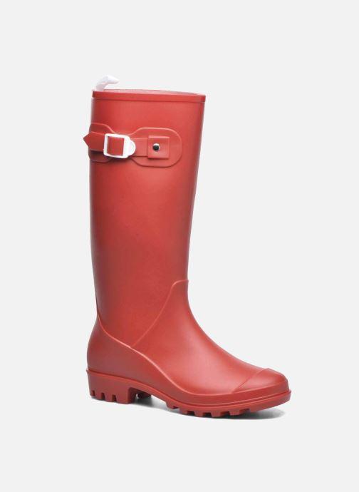 Støvler & gummistøvler SARENZA POP OLODO Rød detaljeret billede af skoene