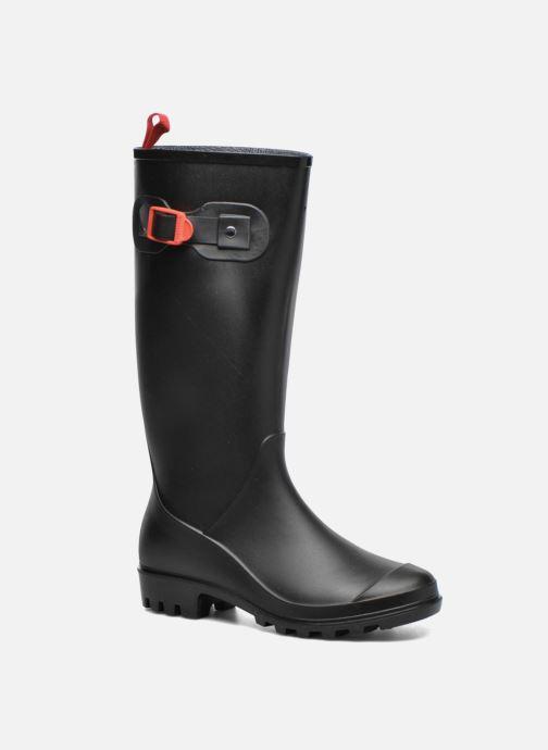 Støvler & gummistøvler SARENZA POP OLODO Sort detaljeret billede af skoene