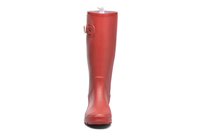 Stiefel SARENZA POP OLODO rot schuhe getragen