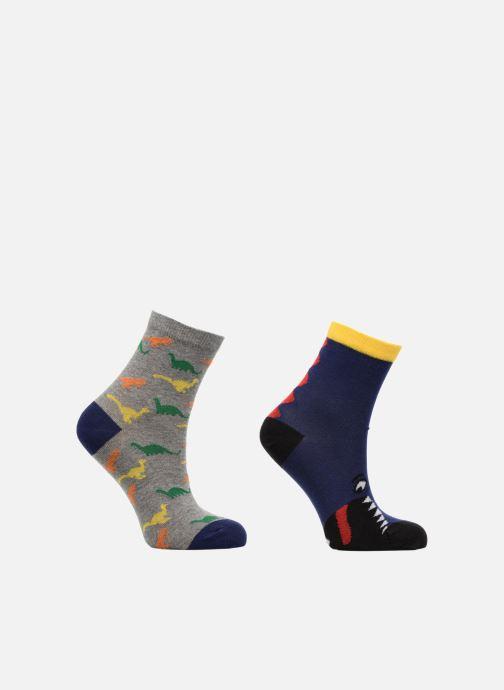 Calze e collant Sarenza Wear Chaussettes dinosaures Pack de 2 enfant coton Multicolore vedi dettaglio/paio
