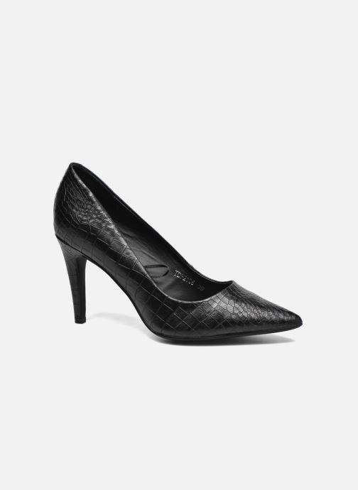 Zapatos de tacón Divine Factory Gina Negro vista de detalle / par