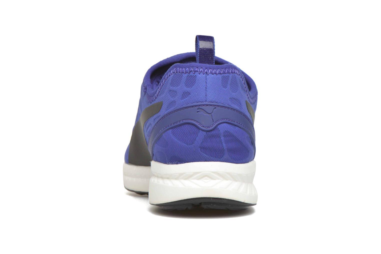 Baskets Puma Disc S Ignite Str Foam W Bleu vue droite