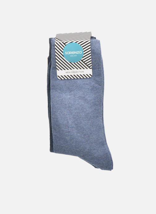 Socken & Strumpfhosen Sarenza Wear Chaussettes Pack de 3 Homme Coto... blau ansicht von hinten