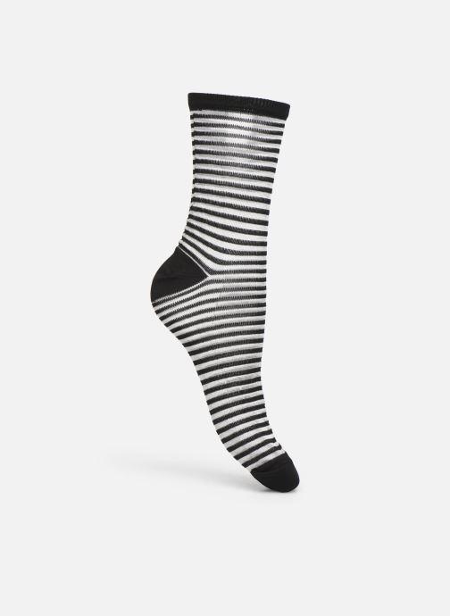 Socken & Strumpfhosen Sarenza Wear Chaussettes transparente Femme schwarz detaillierte ansicht/modell
