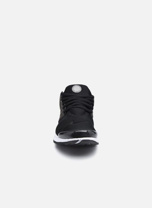 Sneaker Nike Nike Air Presto schwarz schuhe getragen