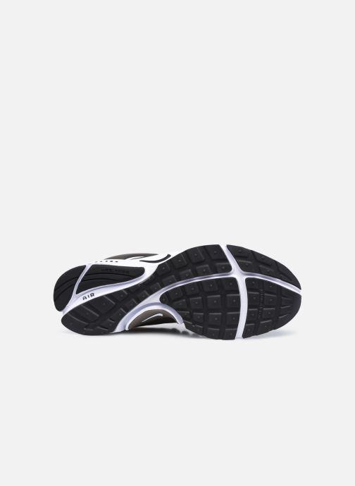 Sneaker Nike Nike Air Presto schwarz ansicht von oben