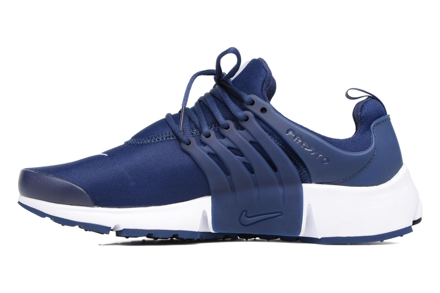 Trainers Nike Nike Air Presto Essential Blue front view