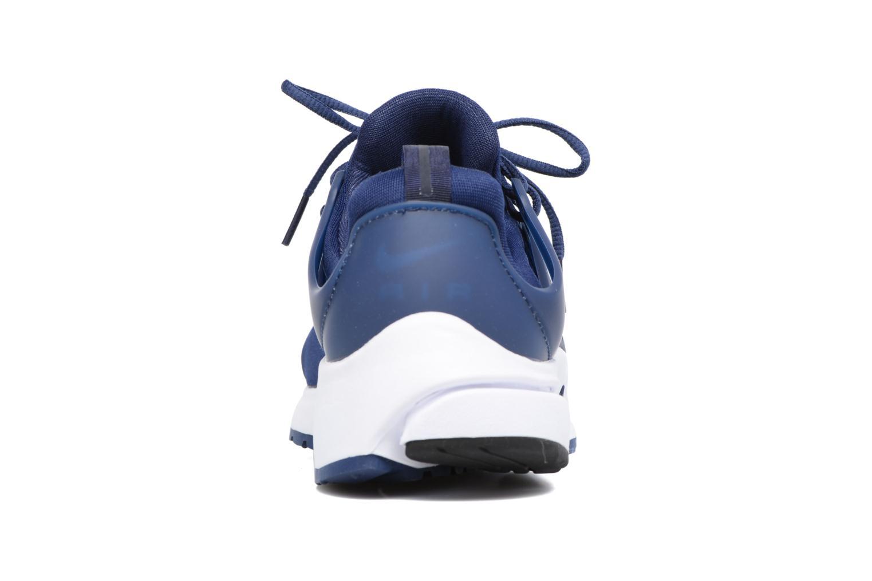 Deportivas Nike Nike Air Presto Essential Azul vista lateral derecha