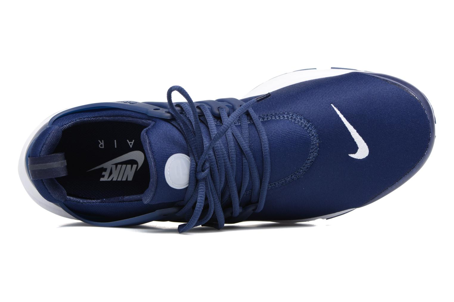 Trainers Nike Nike Air Presto Essential Blue view from the left