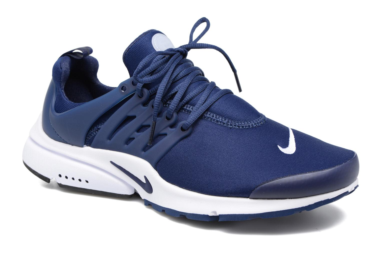 new style c30e8 13f8c canada sneakers nike nike air presto essential blå detaljeret billede af  skoene 63413 758ae