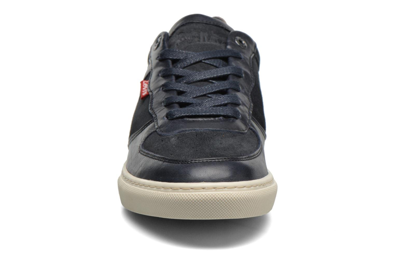 Sneakers Levi's Perris Oxford Blauw model