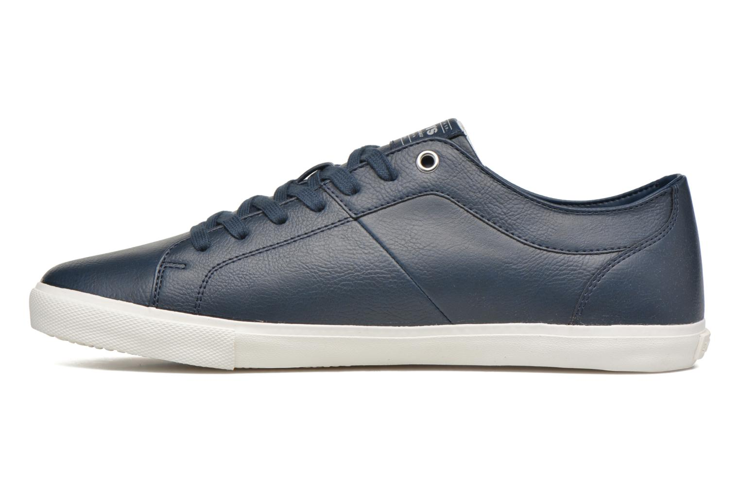 Sneakers Levi's Woods Azzurro immagine frontale