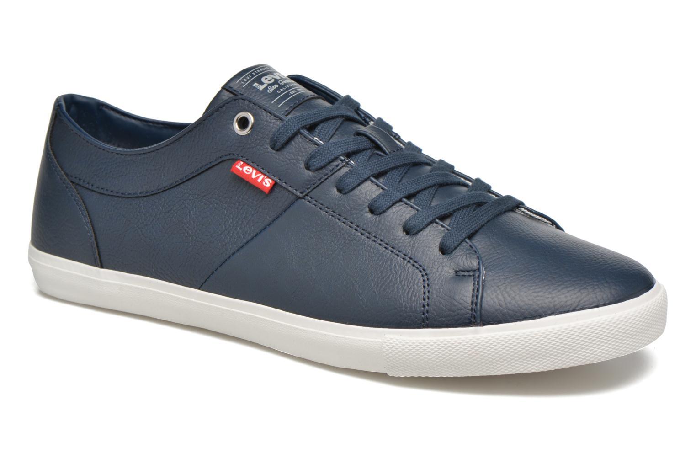 Sneaker Levi's Woods blau detaillierte ansicht/modell