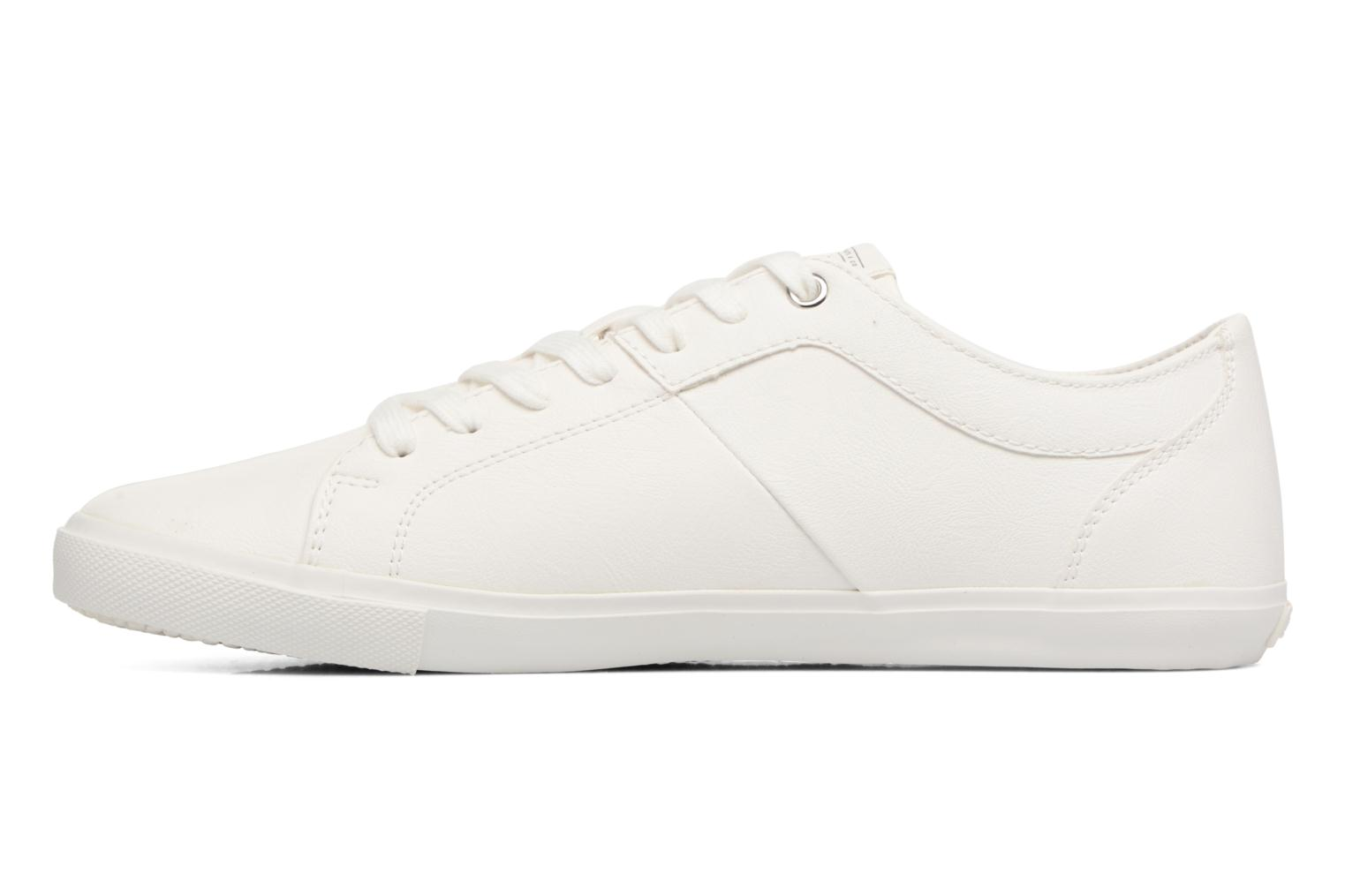 Sneakers Levi's Woods Bianco immagine frontale