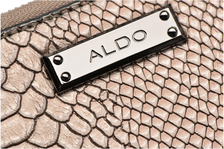 Kleine lederwaren Aldo NOEDIA Goud en brons achterkant