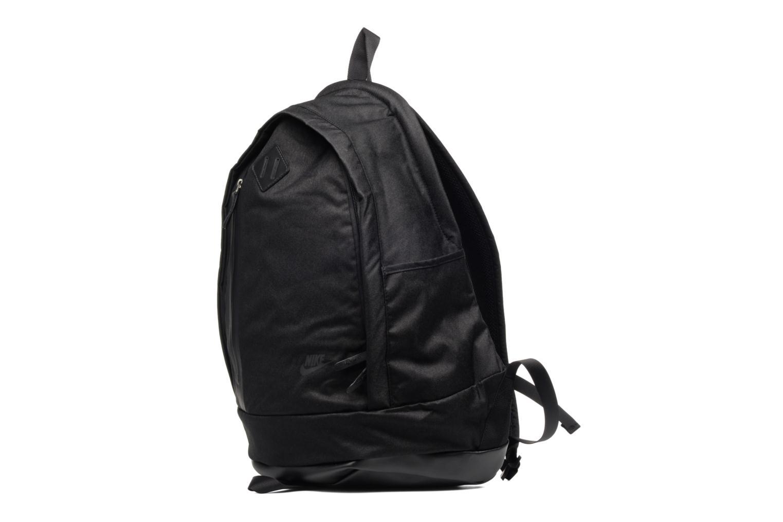 Sacs à dos Nike Cheyenne 3.0 Premium backpack Noir vue portées chaussures