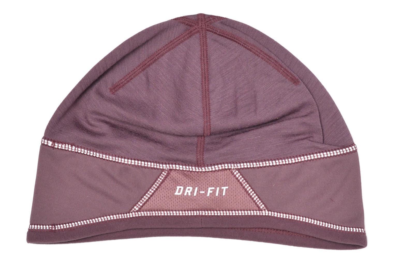 Berretto Nike Running knit hat Bonnet Viola vedi dettaglio/paio