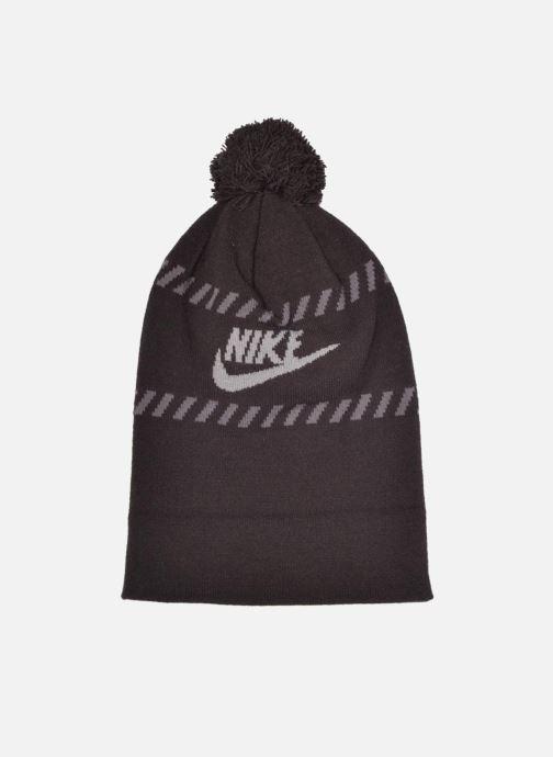 Muts Nike Futura Pom Beanie-Red Bonnet Zwart model