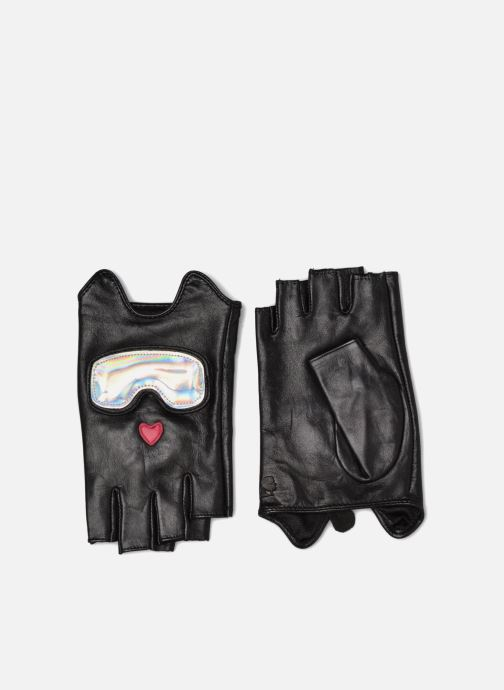 Miscellaneous KARL LAGERFELD Holiday gloves Black detailed view/ Pair view