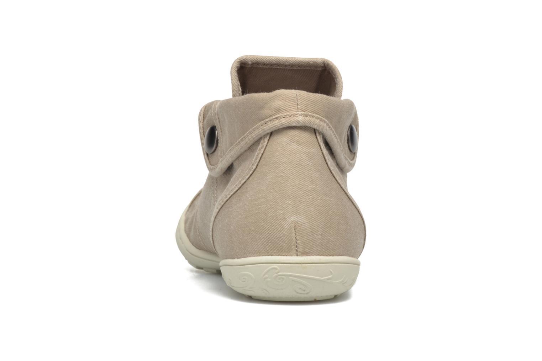 Sneaker P-L-D-M By Palladium Gaetane Twl 2 beige ansicht von rechts