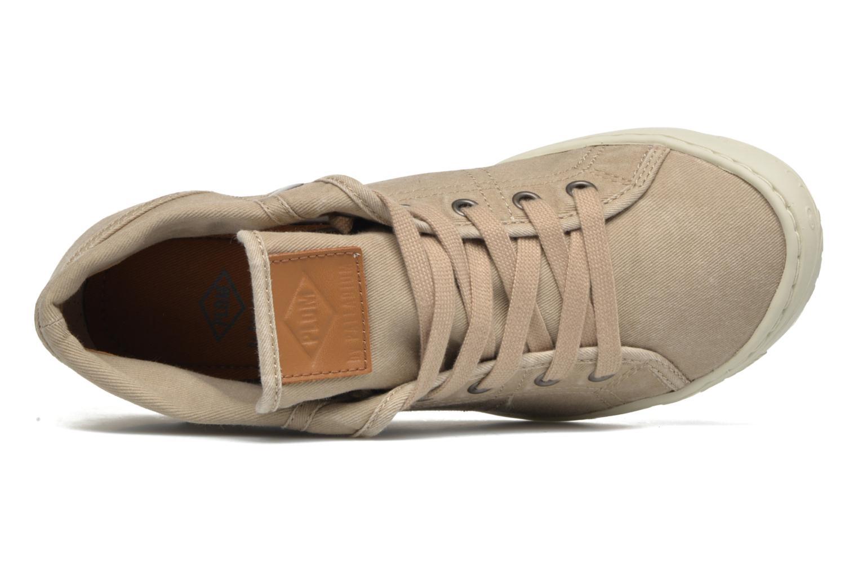 Sneaker P-L-D-M By Palladium Gaetane Twl 2 beige ansicht von links