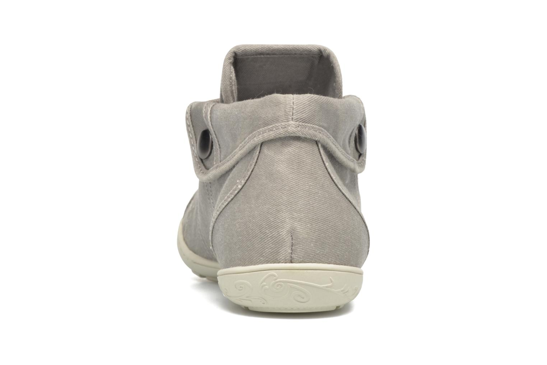 Sneakers P-L-D-M By Palladium Gaetane Twl 2 Grijs rechts