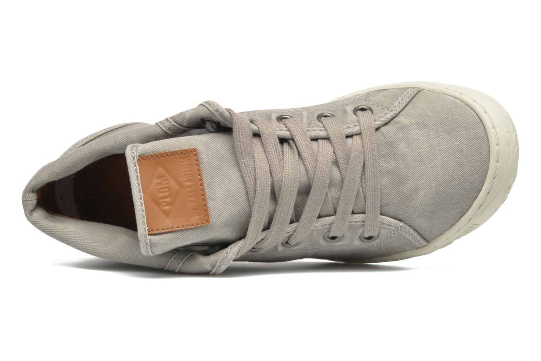 Sneakers P-L-D-M By Palladium Gaetane Twl 2 Grijs links